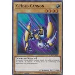 X-Head Cannon - LCKC-EN005