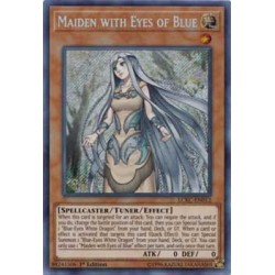 Maiden with Eyes of Blue - LCKC-EN012