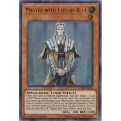Master with Eyes of Blue - LCKC-EN014