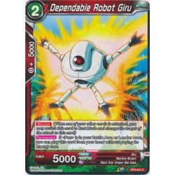 Dependable Robot Giru - BT3-012
