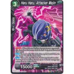 Haru Haru, Attacker Majin - BT3-120
