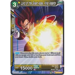 Lord of the Great Apes, King Vegeta - BT3-093