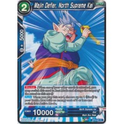 Majin Defier, North Supreme Kai - BT3-041