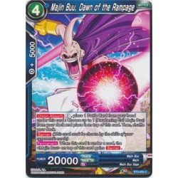 Majin Buu, Dawn of the Rampage - BT3-050