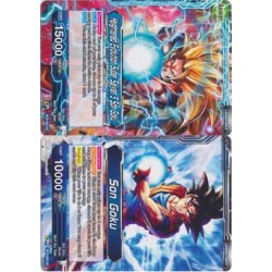 Heightened Evolution Super Saiyan 3 Son Goku / Son Goku - BT3-032