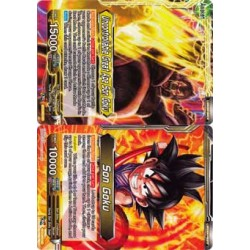 Uncontrollable Great Ape Son Goku / Son Goku - BT3-083