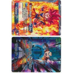 SSGSS Son Goku, The Soul Striker / Super Saiyan God Son Goku - SD1-01