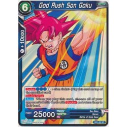God Rush Son Goku - SD1-02