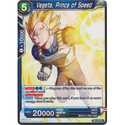 Vegeta, Prince of Speed - SD1-05