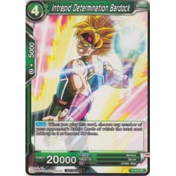 Intrepid Determination Bardock (Non-Foil Version) - P-010