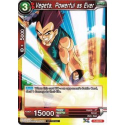 Vegeta, Powerful as Ever - P-030
