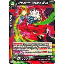 Absolute Attack Mira - P-038