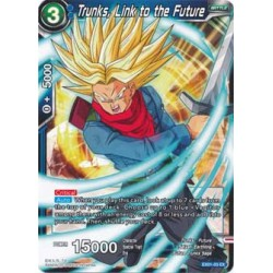 Trunks, Link to the Future (Foil) - EX01-03