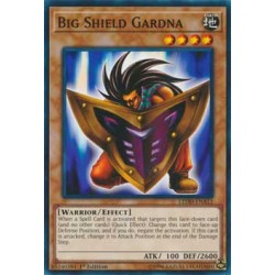 Big Shield Gardna (Bronze) - DL09-EN004