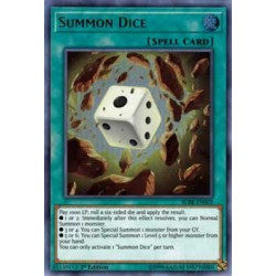 Summon Dice - BLRR-EN002
