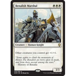 Benalish Marshal - DOM-006/269