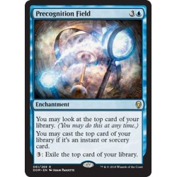 Precognition Field - DOM-061/269