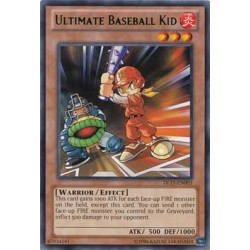 Ultimate Baseball Kid - DL15-EN003 - Green