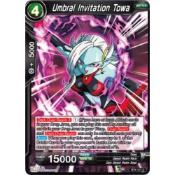 Umbral Invitation Towa - BT4-111
