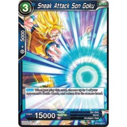 Sneak Attack Son Goku - BT4-026