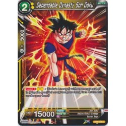 Dependable Dynasty Son Goku - BT4-078