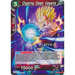 Digging Deep Vegeta - BT4-010