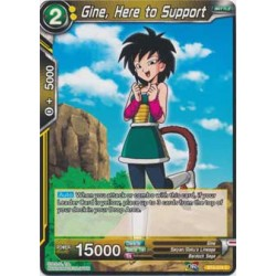 Gine, Here to Support - BT4-074
