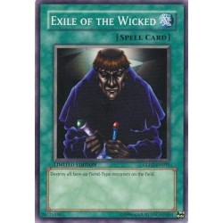 Exile of the Wicked - TP4-008