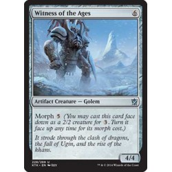 Witness of the Ages - KTK-228/269
