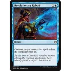 Revolutionary Rebuff - KLD-061/264 - Common Foil