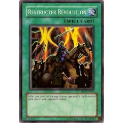 Restructer Revolution - TP6-EN005