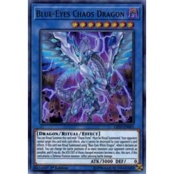 Blue-Eyes Chaos Dragon - LED3-EN001