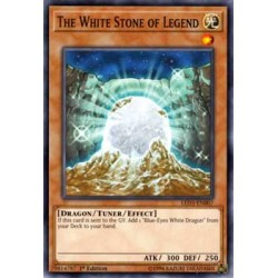The White Stone of Legend - LED3-EN007
