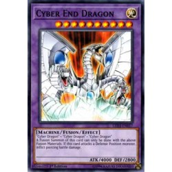 Cyber End Dragon - LED3-EN017