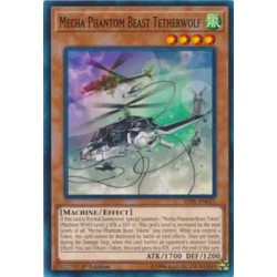 Mecha Phantom Beast Tetherwolf - SDPL-EN011