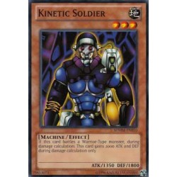 Kinetic Soldier - WC4-002