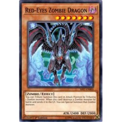 Red-Eyes Zombie Dragon - SR07-EN005