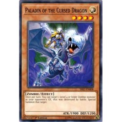 Paladin of the Cursed Dragon - SR07-EN008