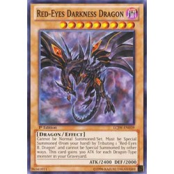 Red-Eyes Darkness Dragon - SD1-EN001