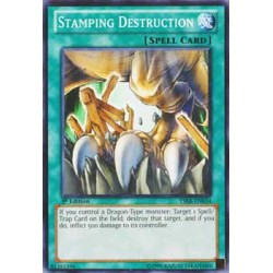 Stamping Destruction - SD1-EN017