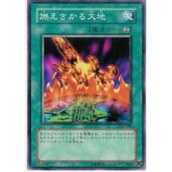 Burning Land - DL3-008