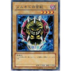 Melchid the Four-Face Beast - DL3-050