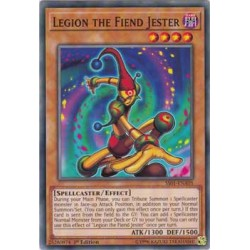 Legion the Fiend Jester - SS01-ENA05