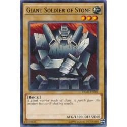 Giant Soldier of Stone - DEM2-EN001