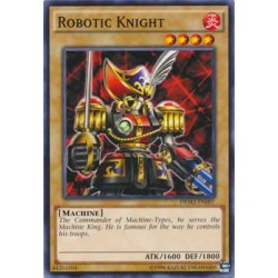 Robotic Knight - DEM2-EN007