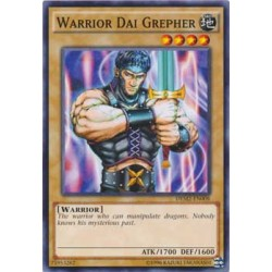 Warrior Dai Grepher - DEM2-EN008