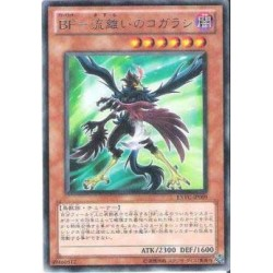 Blackwing - Kogarashi the Wanderer - EXVC-JP009