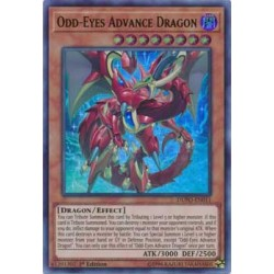Odd-Eyes Advance Dragon - DUPO-EN011
