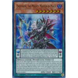 Endymion, the Mighty Master of Magic - SR08-EN001