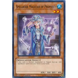 Spellbook Magician of Prophecy - SR08-EN018